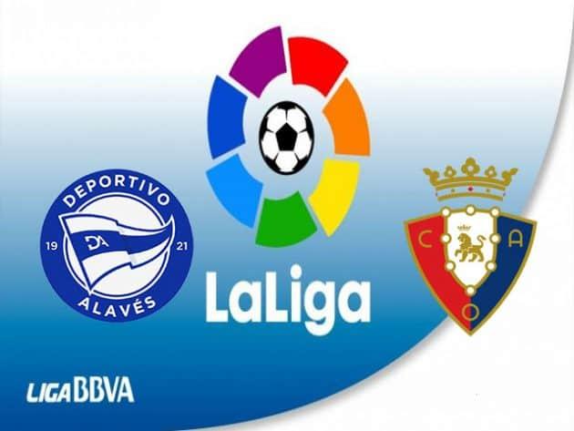 Soi kèo nhà cái bóng đá trận Alaves vs Osasuna 02:00 - 19/09/2021