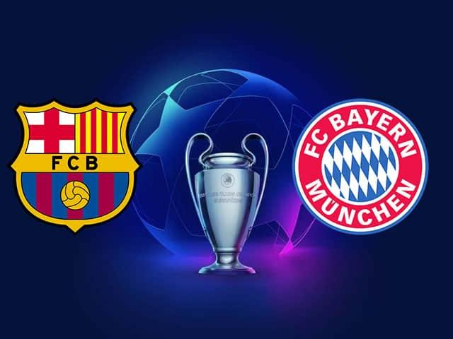 Soi kèo nhà cái bóng đá trận Barcelona vs Bayern Munich 02:00 – 15/09/2021