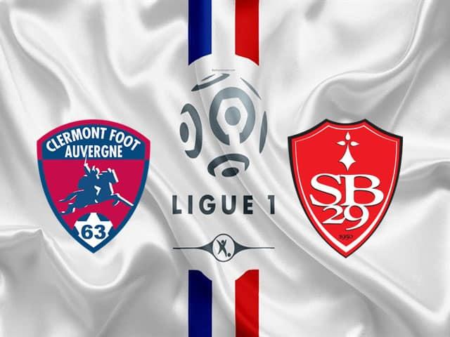 Soi kèo nhà cái bóng đá trận Clermont vs Brest 20:00 – 19/09/2021