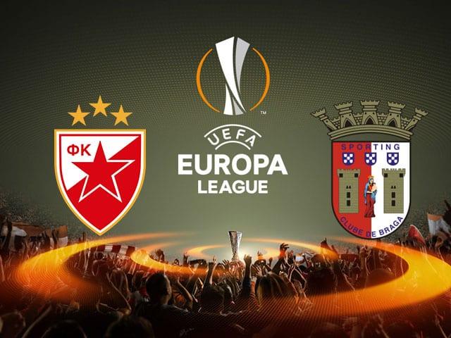 Soi kèo nhà cái bóng đá trận Crvena zvezda vs Braga 23:45 – 16/09/2021