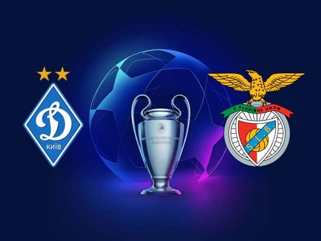 Soi kèo nhà cái bóng đá trận Dynamo Kyiv vs Benfica 02:00 – 15/09/2021
