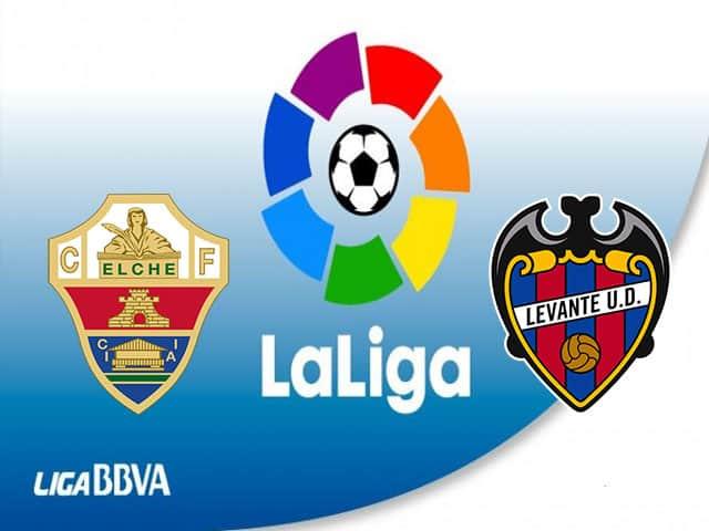 Soi kèo nhà cái bóng đá trận Elche vs Levante 23:30 - 18/9/2021