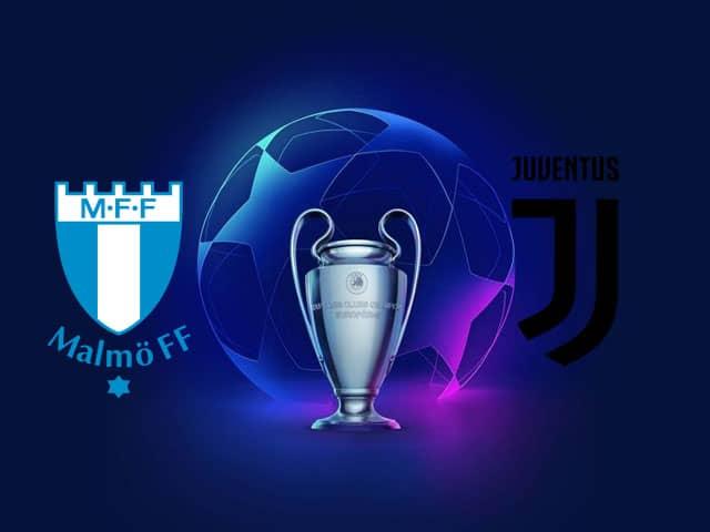 Soi kèo nhà cái bóng đá trận Malmo vs Juventus 02:00 – 15/09/2021