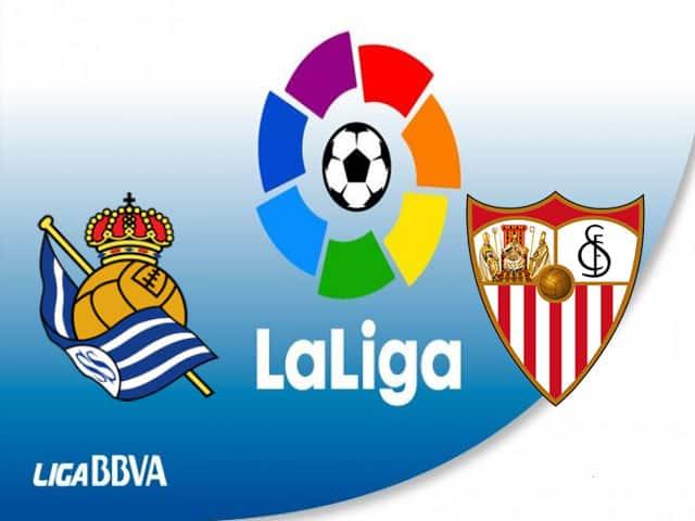 Soi kèo nhà cái bóng đá trận Real Sociedad vs Sevilla 00:30 – 29/08/2021