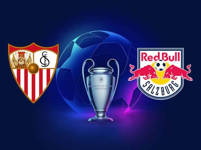 Soi kèo nhà cái bóng đá trận Sevilla vs Salzburg 23:45 – 14/09/2021