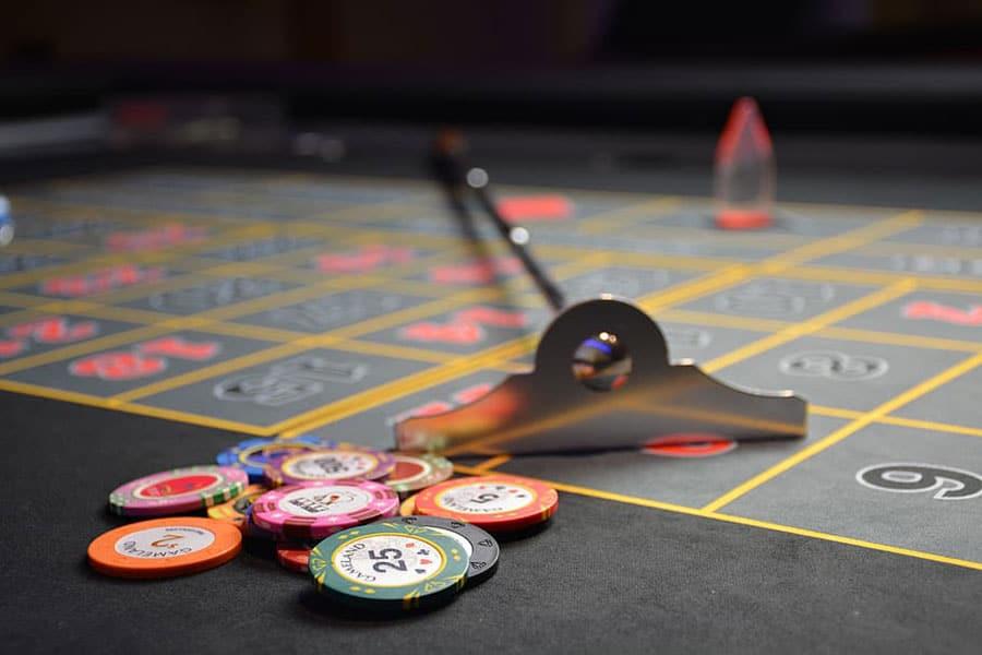 Quy tắc La Partage trong các biến thể khác nhau của Roulette